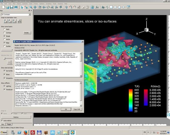 Working with Tecplot 360 EX + Chorus 2017 R2 Build 2017.2.0.79771 full