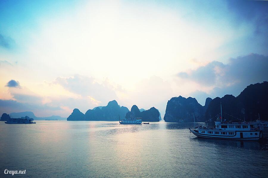 2017.7.8| 越南情願一直玩| 睡在世界遺產中,下龍灣 Bhaya Cruises 郵輪線上訂票教學 21