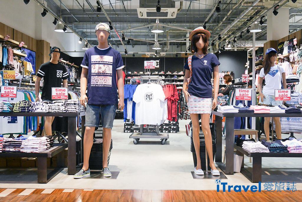 《福冈购物血拼》玛丽诺亚城 Marinoa City Fukuoka:Outlet商场店家与购物心得及交通介绍