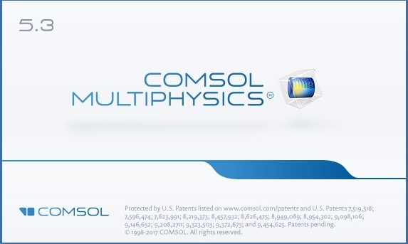 Comsol Multiphysics 5.3 Build 260 x64 full license