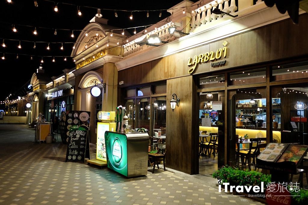 曼谷河岸美食餐厅 Larb Loi at Yodpiman River Walk (5)