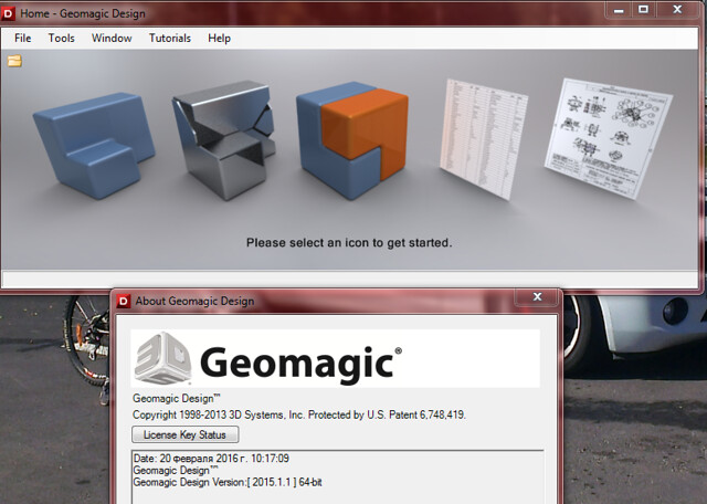 Working with Geomagic Design v2015 1.1 full license