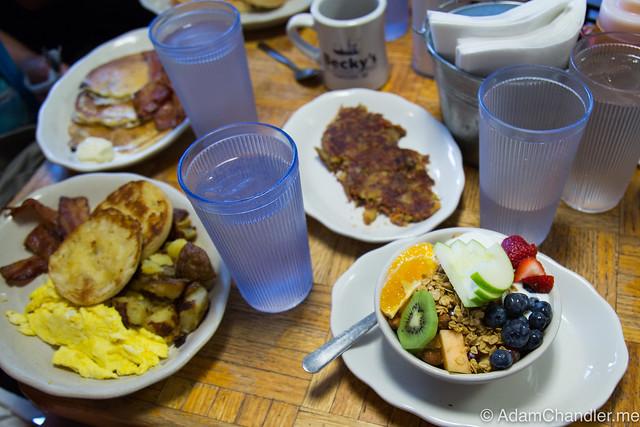 Becky's Diner - Portland