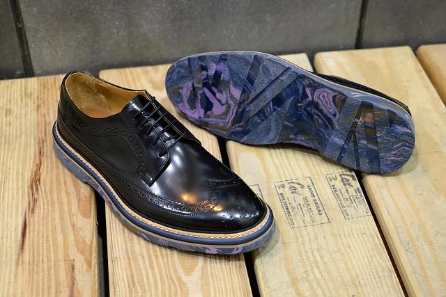 【飛炫】牛津鞋不是雕花鞋!這是 Paul Smith 雕花德比皮鞋 @ ☜張西西歐北貢☞ :: 痞客邦
