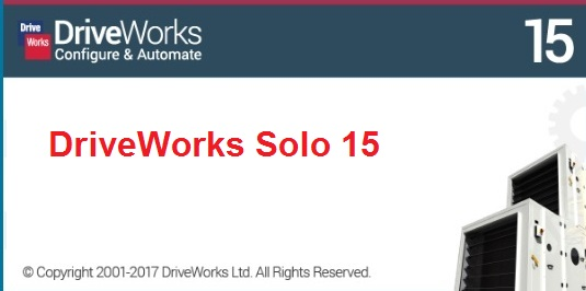 DriveWorks Solo v15 SP0 for SW2010-2017 full