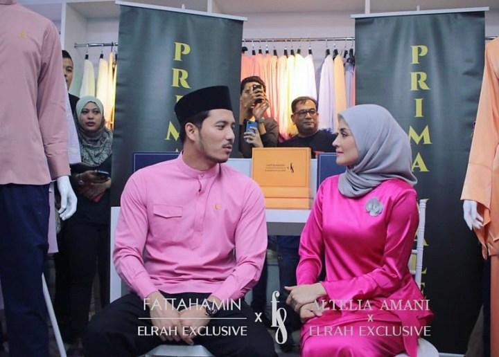 Membeli Belah Bersama Fattah Amin & Fazura di Primavalet
