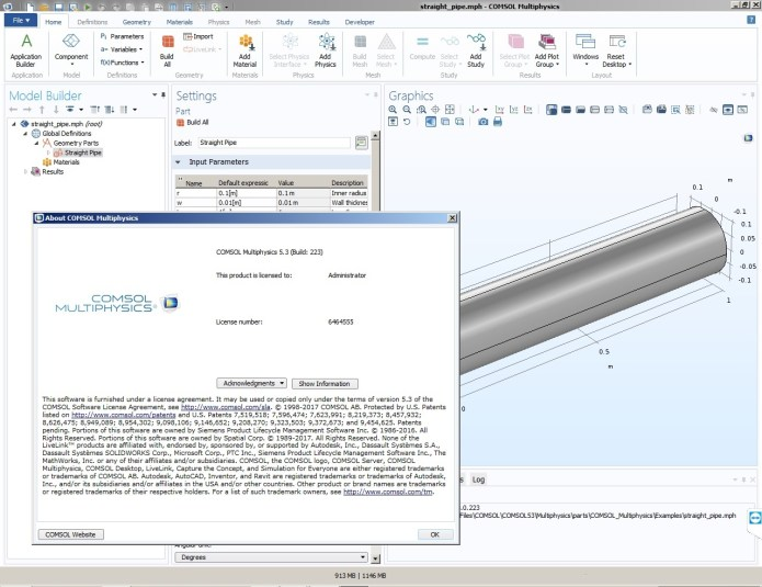 Comsol Multiphysics 5.3 Full