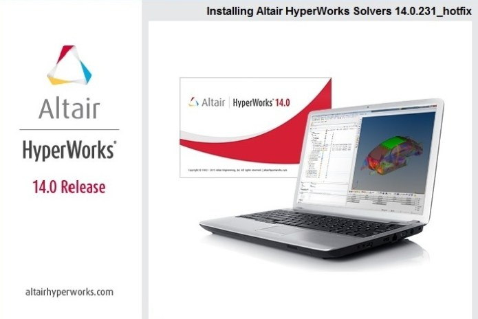 Altair HWSolvers 14.0.231 HotFix Win-Linux x64 full