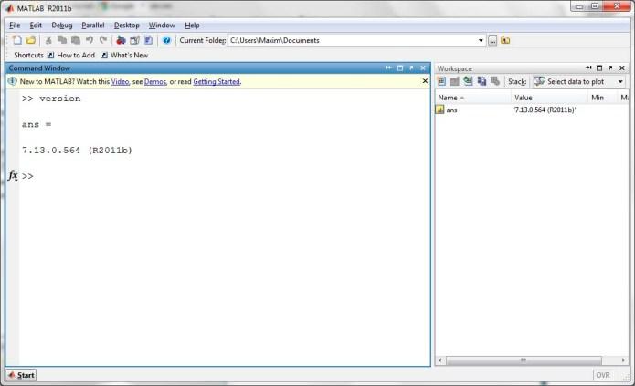 Working with Mathworks Matlab R2011b 7.13 x86+x64 full