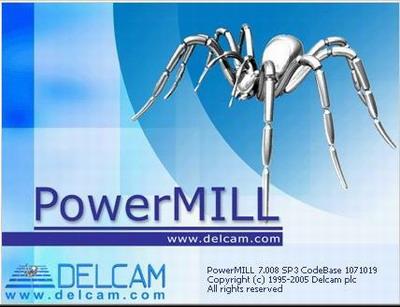 PowerMILL 7.0.6 full