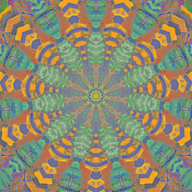 Mandala 2 Today
