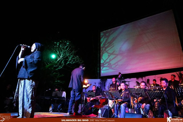 Salamander Big Band Mid Year Concert 2017 (20)