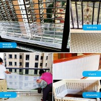 Baby Children Kids Fencing Protect Balcony Staircase ...