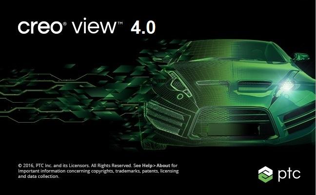 ptc creo view 4.0 32bit + 64bit full crack