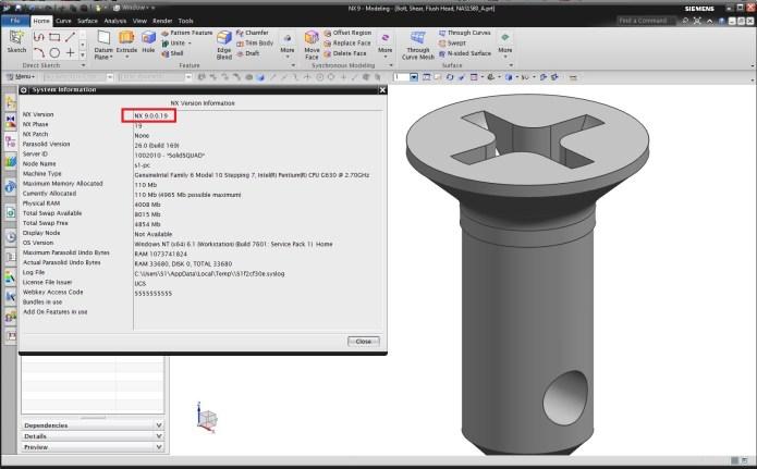 Designing with SIEMENS PLM NX 9.0 64bit full
