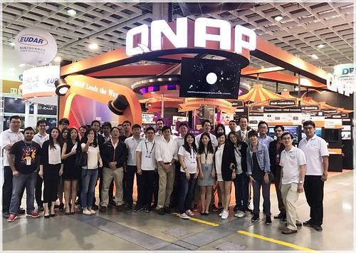 QNAP at Computex 2017