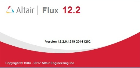 Altair Flux 12.2 Win64 full software