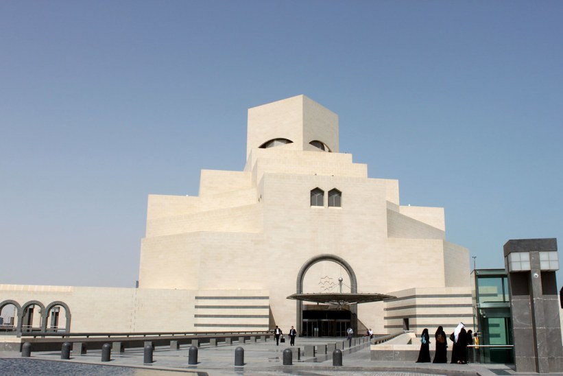 The museum of Islamic Art, Qatar