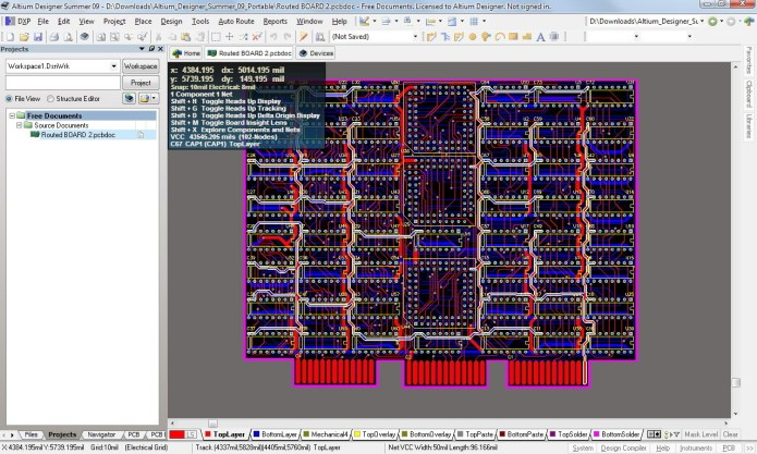 Design with Altium Designer Summer 09 Portable full