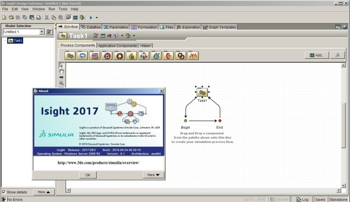 DS SIMULIA Isight 2017 full working