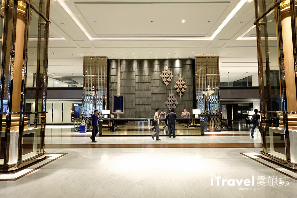 曼谷帝国皇后公园万豪酒店 Bangkok Marriott Marquis Queen's Park (3)