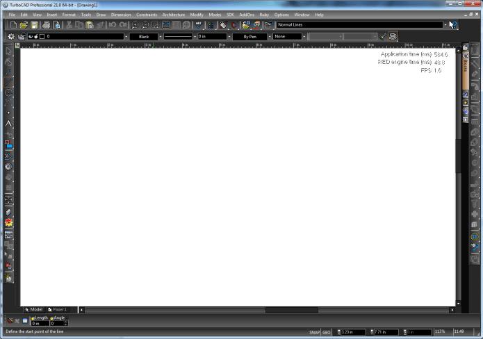 Design with TurboCAD Professional Platinum v21.0 build 22.3 full license
