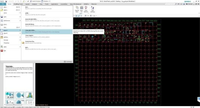 Siemens I-deas ASC/DWG importer for NX 11 0 torrent Archives