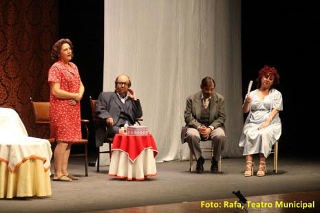 Melocotón en Almíbar de Moral Teatro