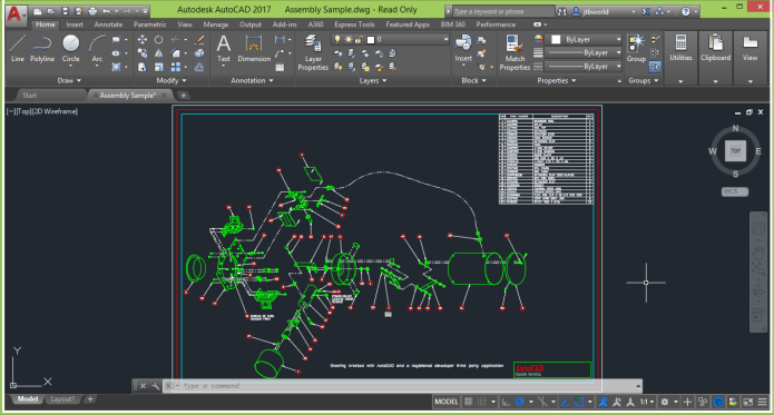Design with Autodesk AutoCAD 2017.1.1 full crack