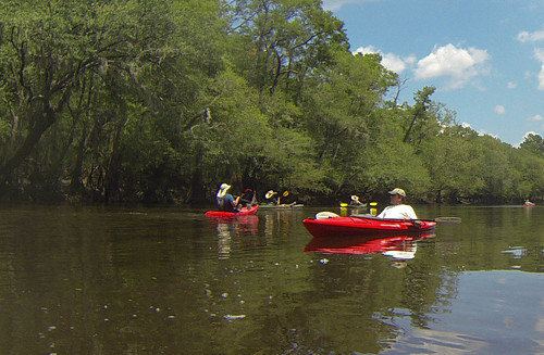 Edisto River Rope Swing and Beer Commercial Float-45