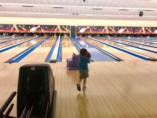 James bowls