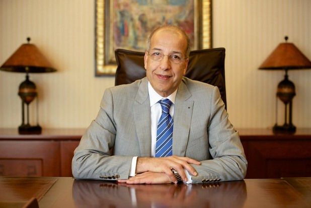 Saddek Omar El Kaber_Chairman of Bank ABC
