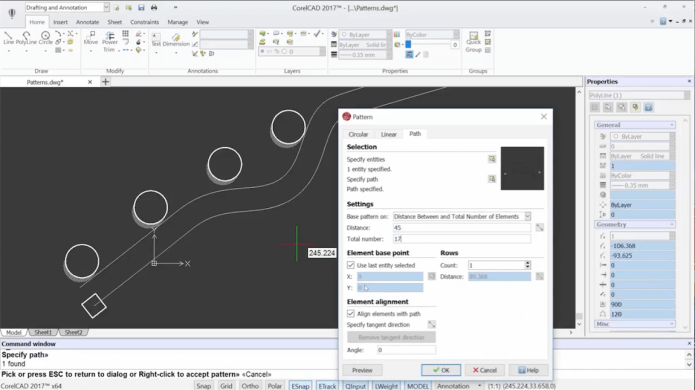 Design with CorelCAD 2017 v17.0.0.1335 Final full
