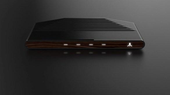 Atari Box Game Console