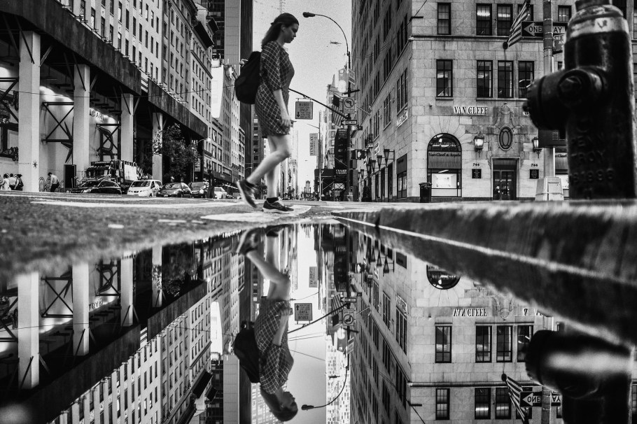 Image result for puddle reflection photography