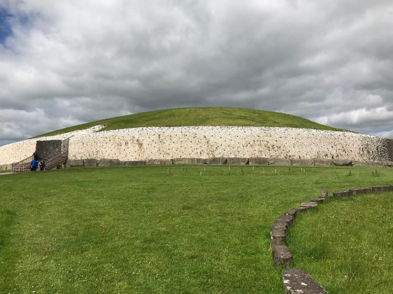 Newgrange Burial Mound