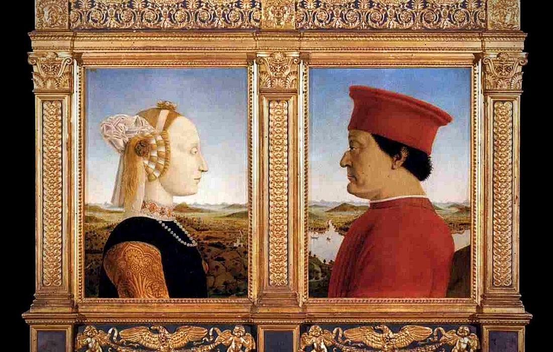 Galleria degli Uffizi e Florença