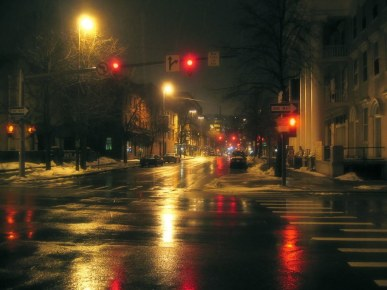Ithaca Winters