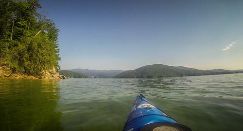 Tuesday at Lake Jocassee-2