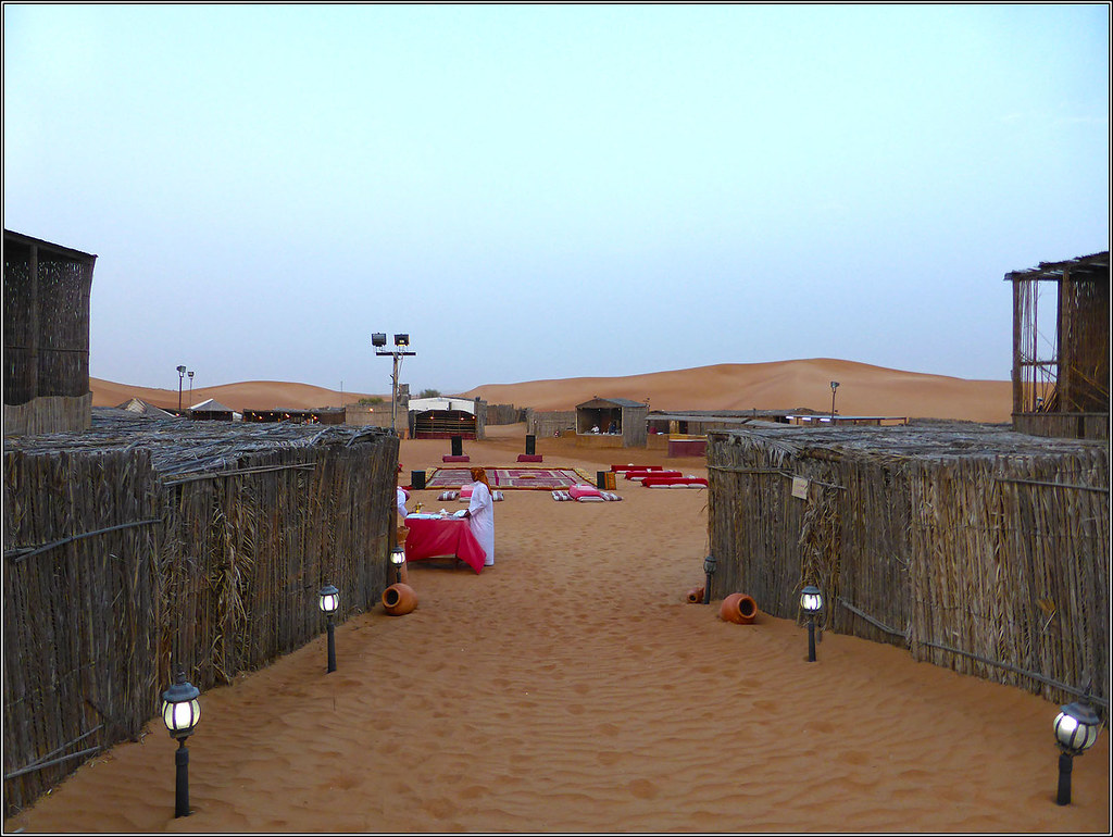 Desert Oasis Camp Margham Dubai Uae Stuart Smith Flickr