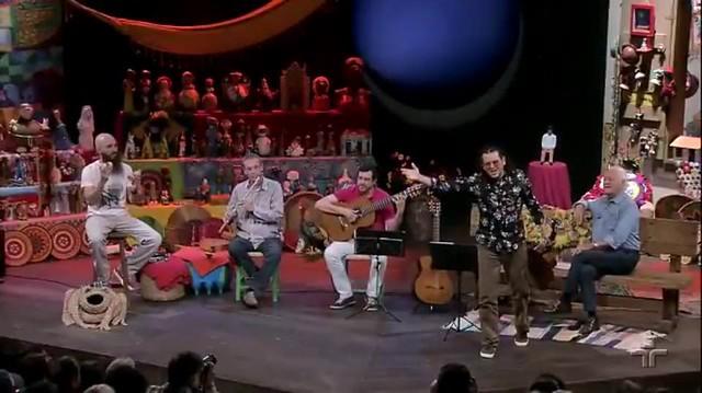 Alisson Menezes - Programa Sr. Brasil / TV Cultura