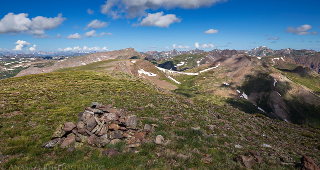 Carson Peak Summit