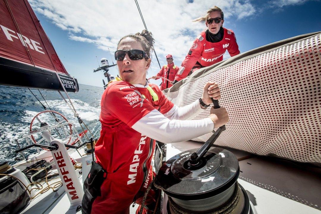 MAPFRE anuncia duas velejadoras para Volvo Ocean Race