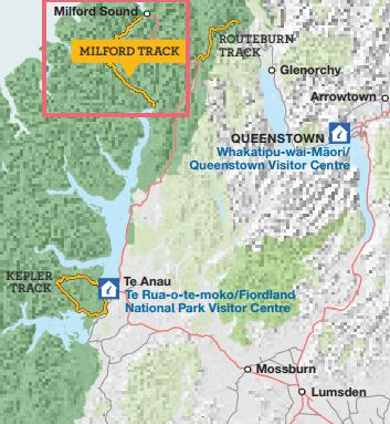 2017.07.28 | 紐到天涯海腳| 認識能爬要拜阿密托佛的紐西蘭最熱門的步道 - 米佛步道 Milford Track 10.jpg