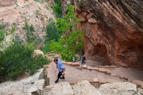 Angels Landing Zion National Park