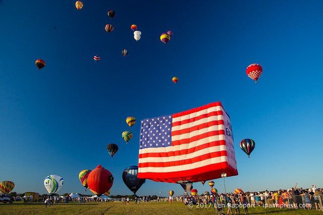 2017 Quick Chek Hot Air Balloon Festival