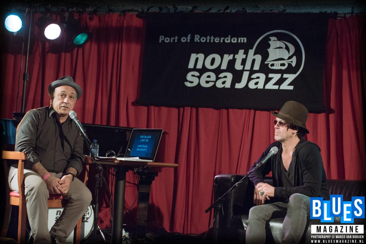 Doyle Bramhall II @ North Sea Jazz 2017