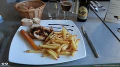 Dinner at the Auberge de Villequier