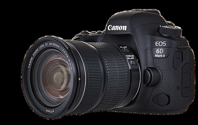 CANON DSLR EOS 6D Mark II