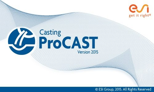 ESI ProCAST v2015.0 Win64 full license